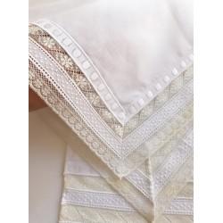 Conjunto de pañuelo y toalla