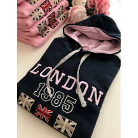 London letras rosas MARINO ADULTO