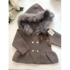 Light grey jacket RG930