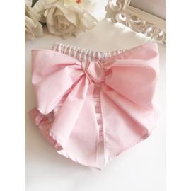 Braguita de raya rosa