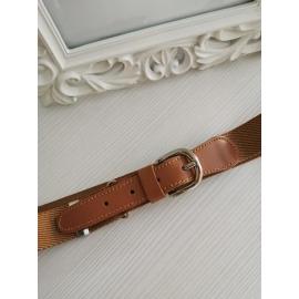 Cinturón hilo de plata