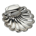 Silvered Alpaca Shells
